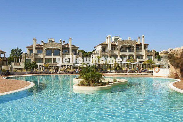 Einzigartigen 1 SZ Luxus Eigentumswohnungen mit pool zu verkaufen in einem bekannten Golfresort bei Vilamoura