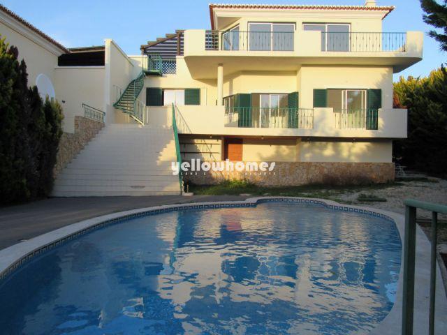 Villa mit Pool und herrlichem Ausblick auf den Yachthaven