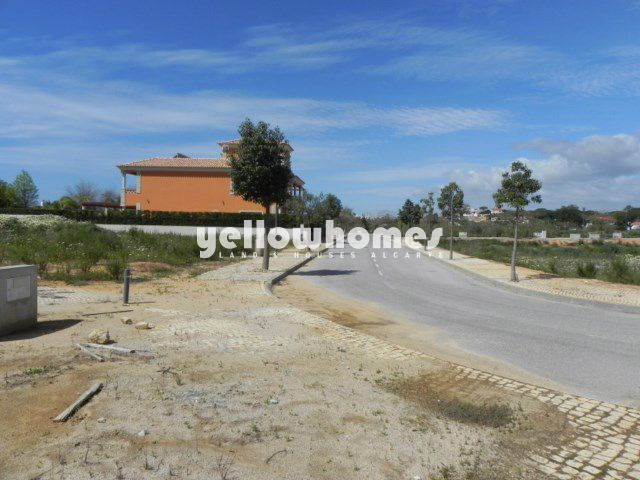 Baugrundstück nahe Vale do Lobo und Vilamoura
