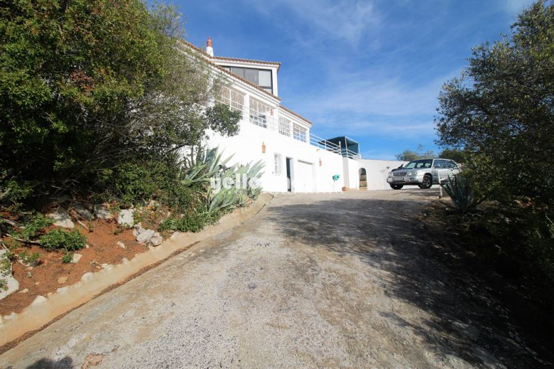 3 bedroom property with potential and fantastic sea views near St. Barbara