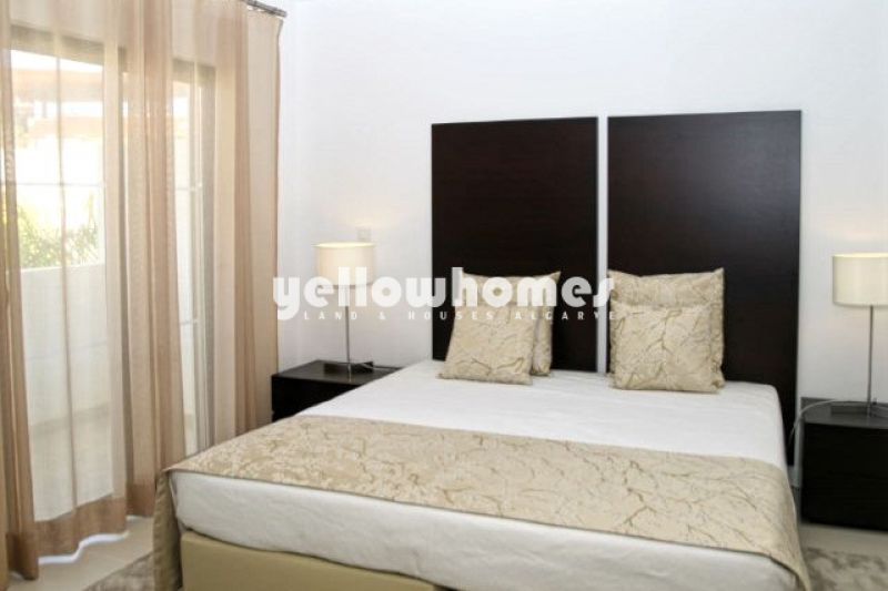 Impressive 3-bedroom apartments near the beach in Lagos for sale