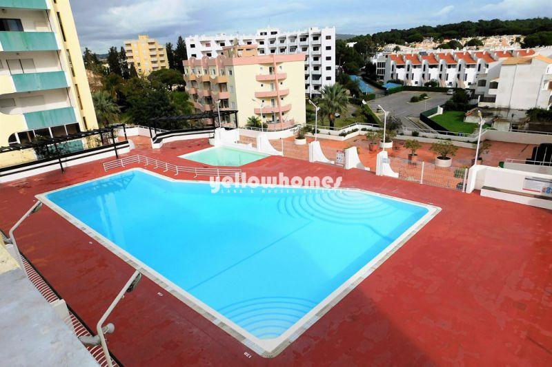 Value for money: Well-kept 1 bedroom apartment in Vilamoura near the beach
