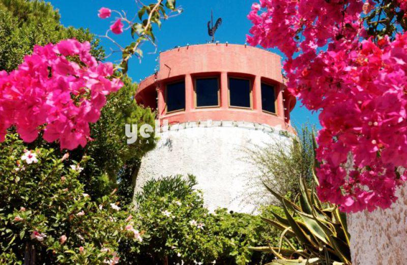 Unique property with famous landmark overlooking Albufeira