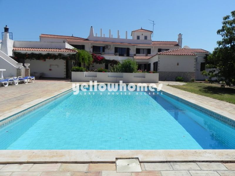 6+2 bedroom Villa with swimming pool in Paderne