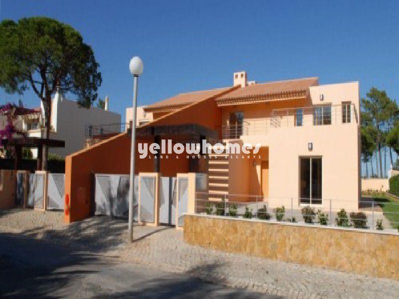 Semi detached villas in quiet living area