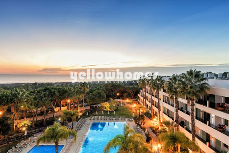 Algarve Investment opportunity: Luxury 2 bed apartments with guaranteed rental income
