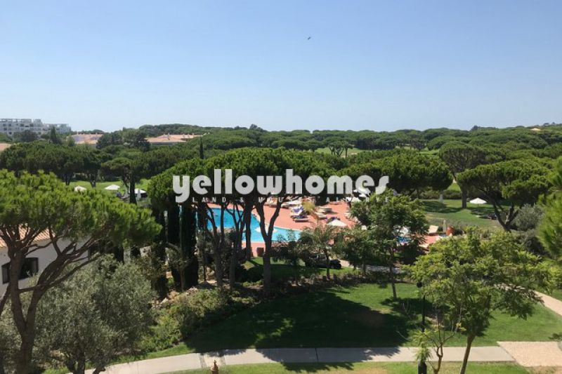 Stunning 3 bedroom Penthouse in premium golf resort near Falesia beach