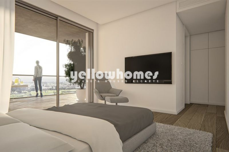 Newly build 2 bedroom apartments in Vilamoura for sale