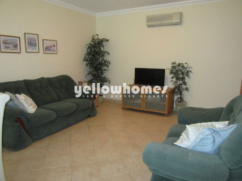 3-bed ground floor apartment in a quiet residential area in Tavira