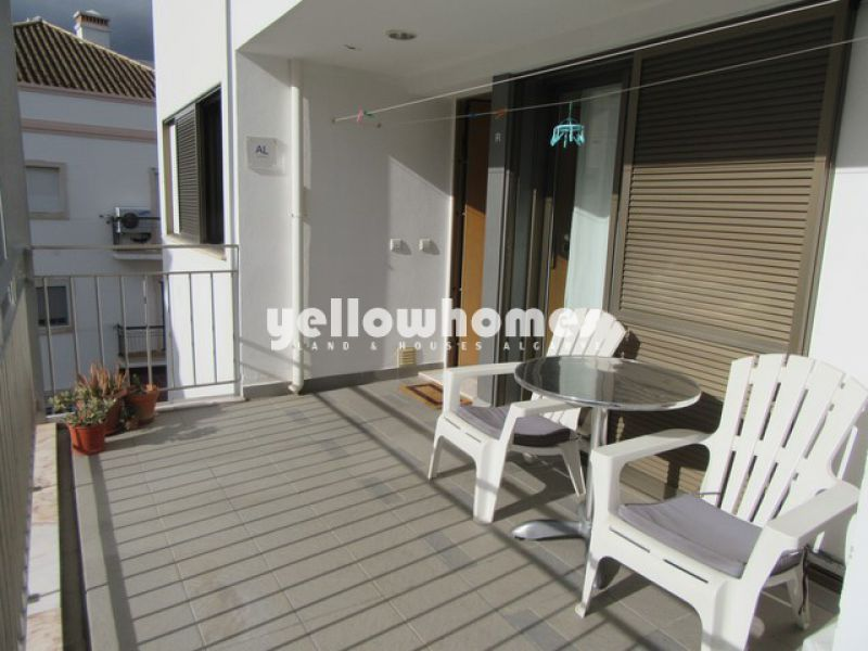 Luxury 2-bed penthouse with communal pool in the heart of Tavira