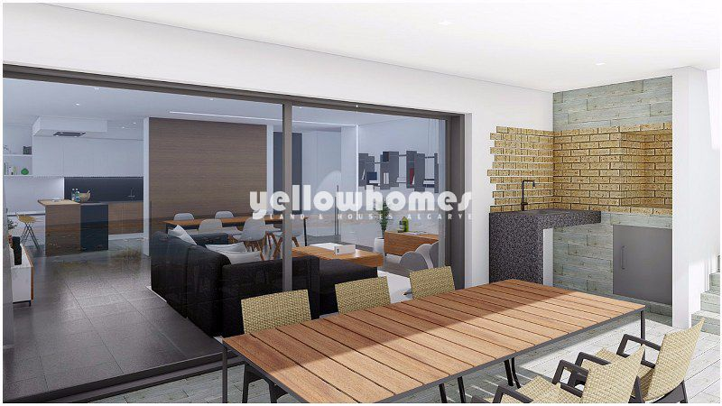Newly built 2-bed frontline apartments with amazing sea views near Tavira