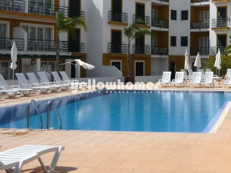 2-bed apartment with large terrace wihin walking distance to Tavira centre