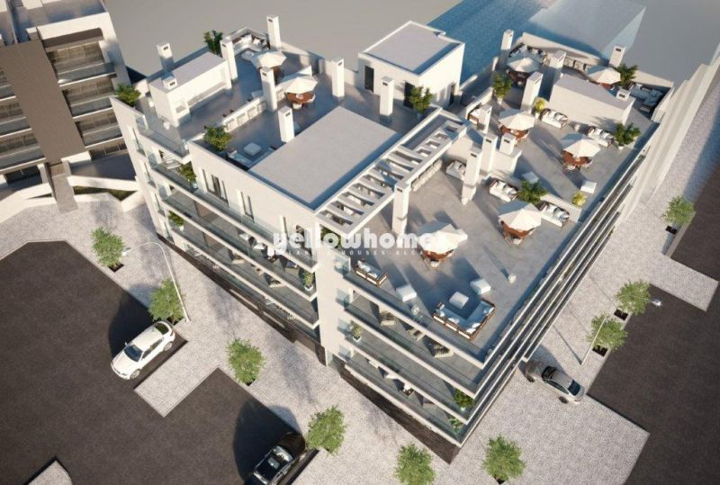 Apartamentos novos com vista mar em Tavira
