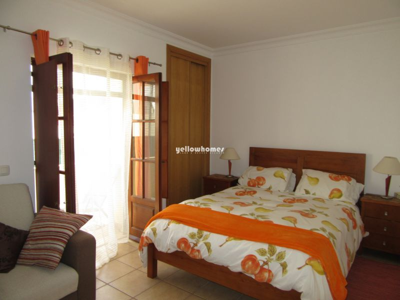 Spacious 3-bed apartment in the heart of Tavira