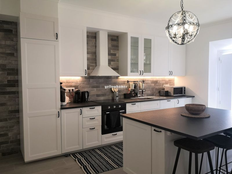 Beautifully renovated 3-bed apartment in the centre of Tavira