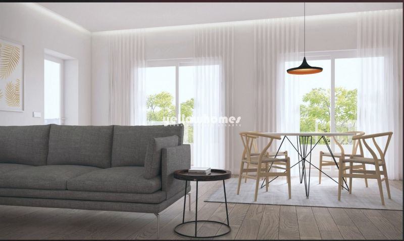 Brand new 2 and 3-bed apartments with garage in Tavira