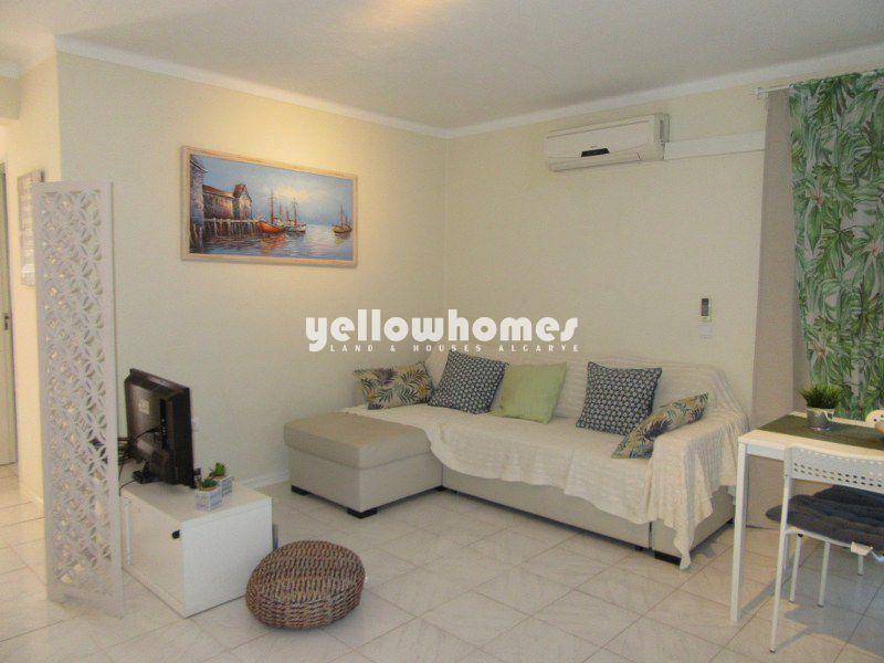 Apartamento T1 numa popular estância de férias em Tavira