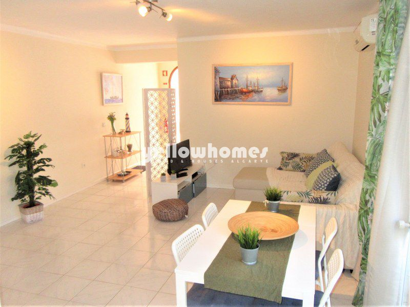 Sunny 1-bed apartment in a popular holiday resort in Tavira