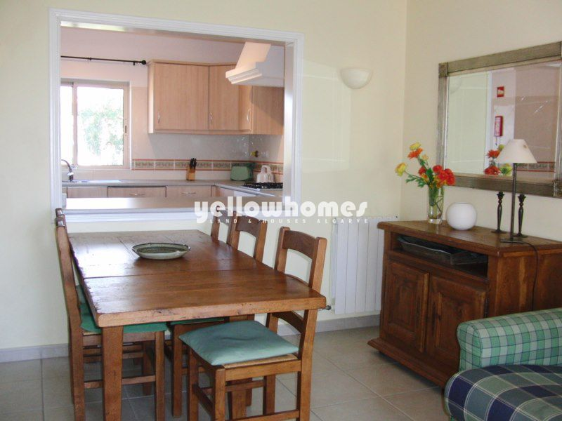 1 Bedroom deluxe apartment with views to the country side near Carvoeiro