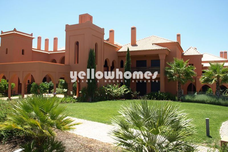 Modern 2-bed apartment in a luxury Golf resort near Alcantarilha