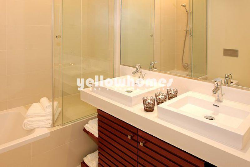 Moderno apartamento T2 duplex num empreendimento de luxo perto de Alcantarilha