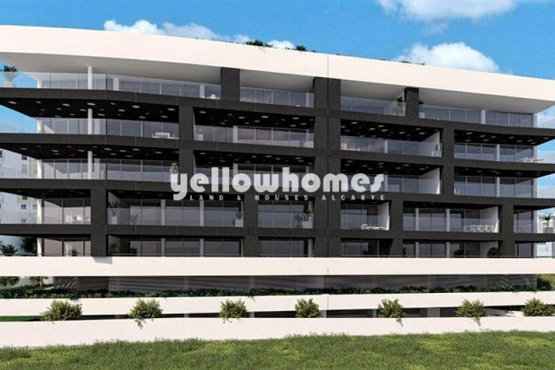 Luxury new 3 bed apartments in Lagos offering great sea views