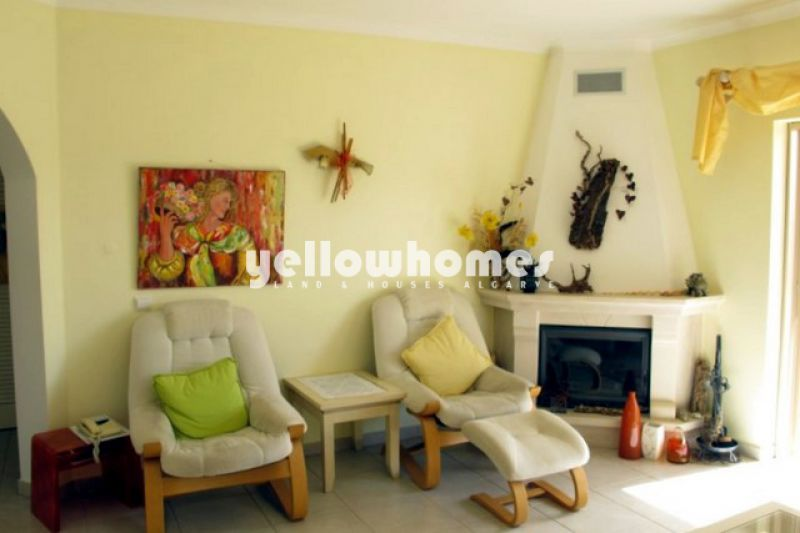 1-bed ground floor apartment at a well known golf resort near Carvoeiro