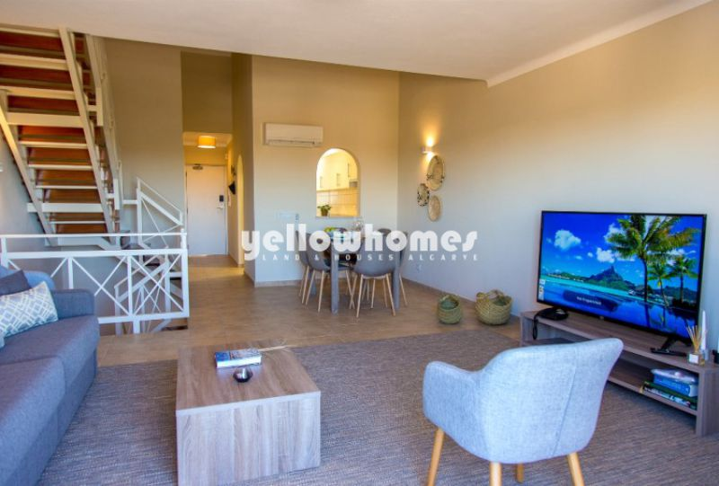 2 bedroom apartment on a fantastic Golf Resort