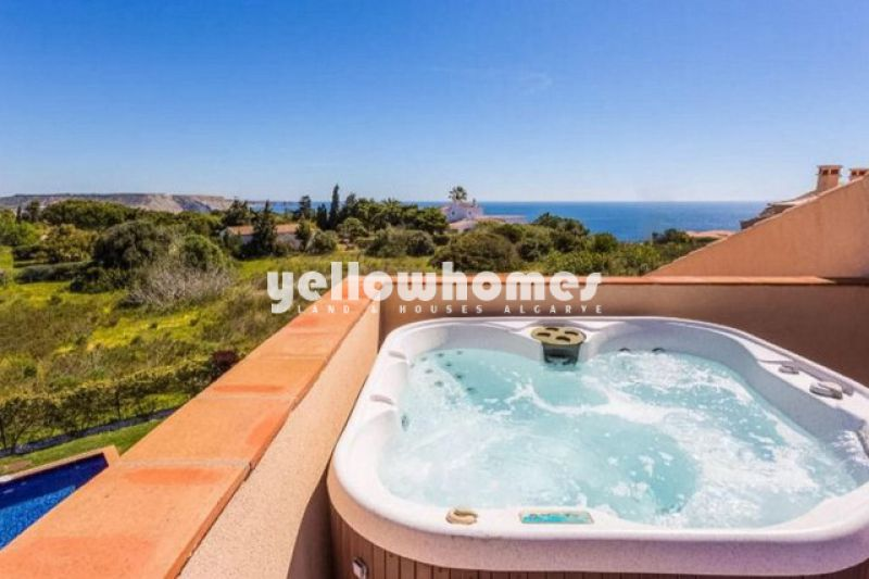 Modern 2-bed apartment on 1st floor in a premium resort near Praia da Luz