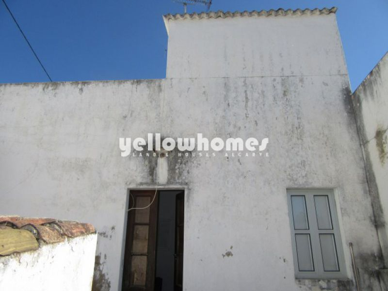 Reconstruction project in a sought after area in the heart of Tavira