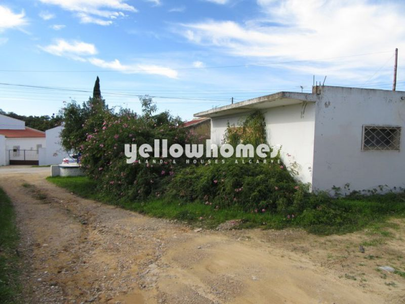 South facing  building plot plot near Moncarapacho