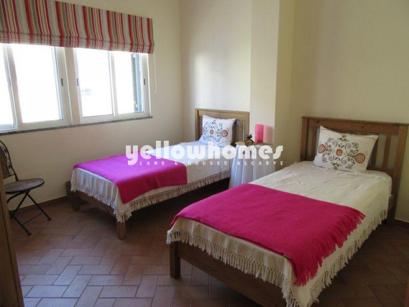 Restored 4-bed village property with guest annex near Tavira