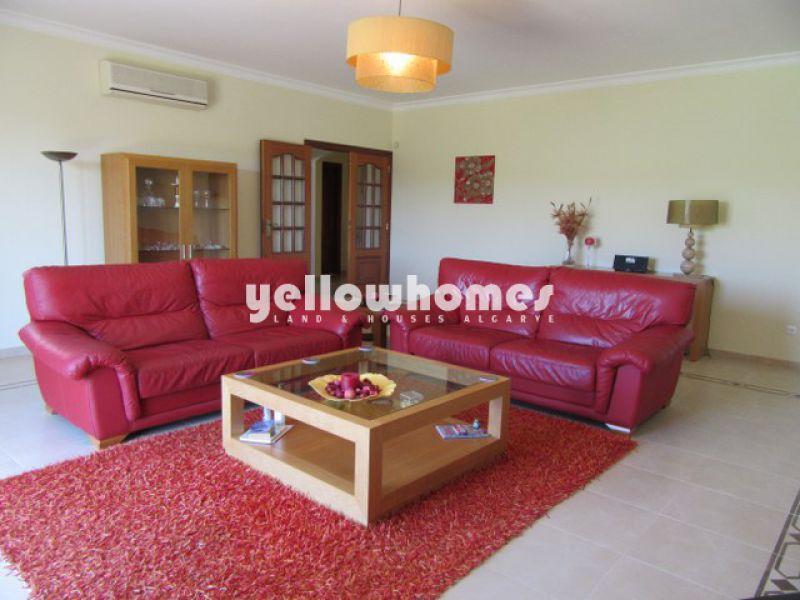 High quality 3-bed villa  in a quiet little village near Castro Marim