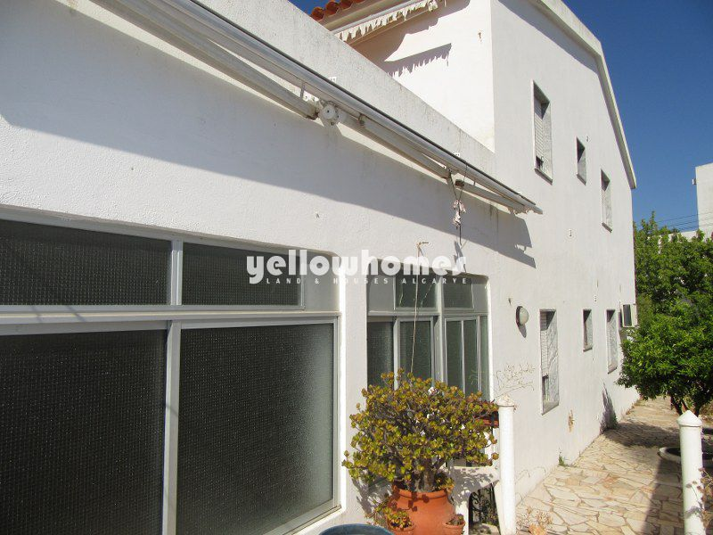 Spacious six-bed villa in the centre of Tavira