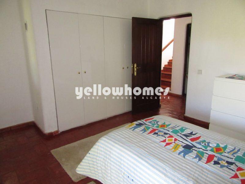 Beautiful Moorish style 3-bed villa with swimming pool near Moncarapacho