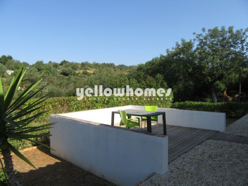 2-bed villa on a beautiful plot near Moncarapacho