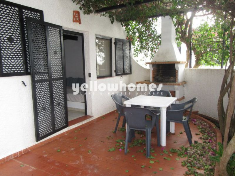 Well maintained 1-bed cottage in a well known holiday resort in Cabanas de Tavira
