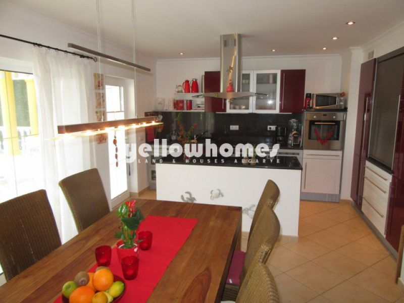 Lovely 3-bed villa enjoying open views near Castro Marim
