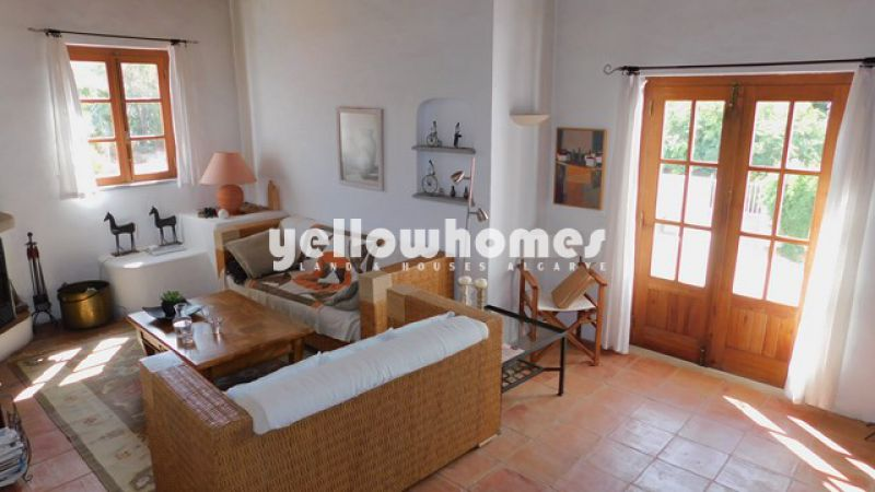 Beautuful quinta in peaceful ambience with country views near São Bras