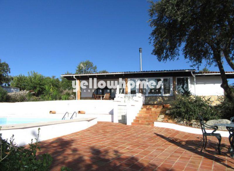 Renovated quinta in a semi-rural location near Sao Bras de Alportel