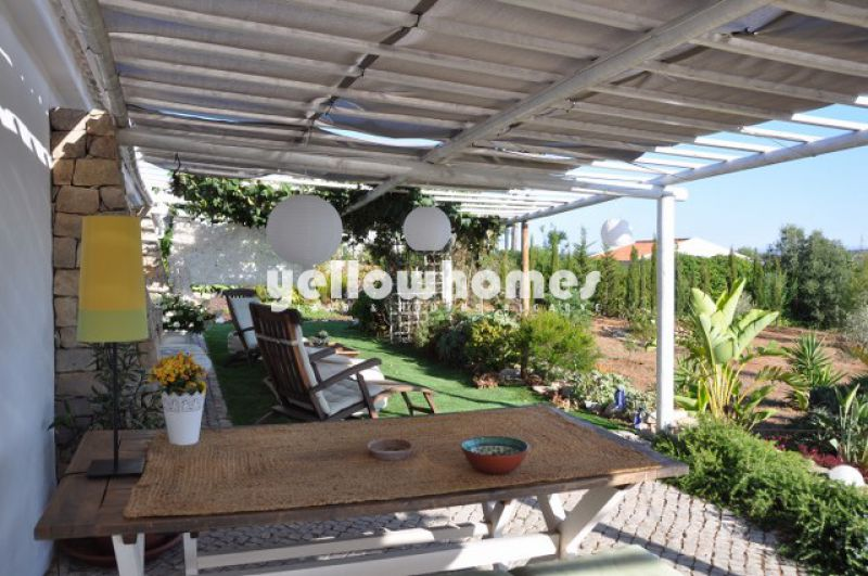 Renovated 3-bed quinta on a large plot near Sao Bras de Alportel