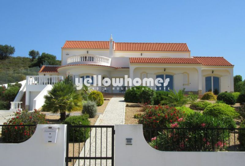 High quality 3-bed villa near Castro Marim Golf Club