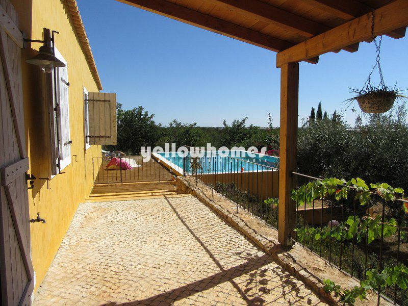 Renovated 3-bed quinta on a large plot with private pool near St. Estevao