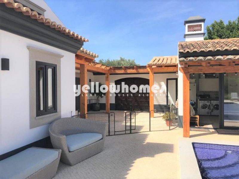 Well presented countryside estate with annex and pool near Tavira