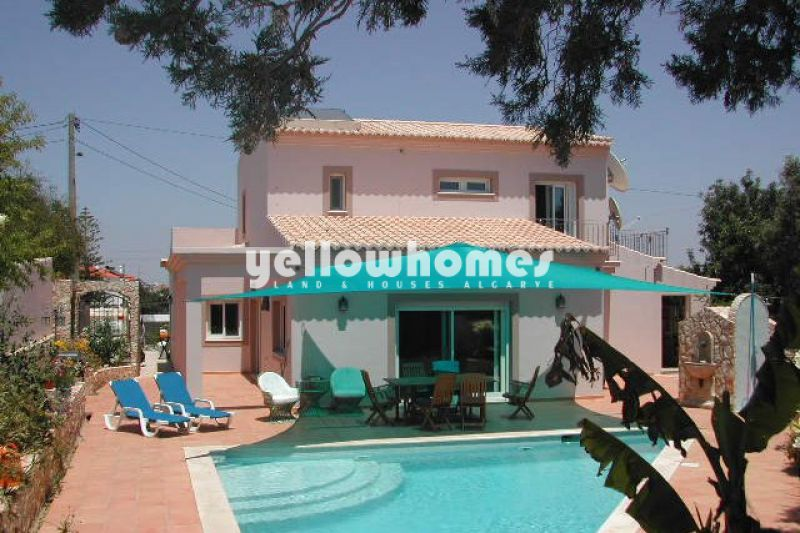 Well designed and comfortable 3 bedroom villa with pool
