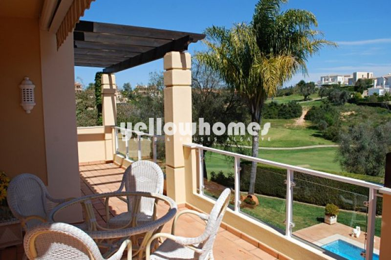 Detached villa located at a Golf Resort with stunning views to the Golf Course