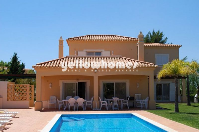 4 Bedroom detached Golf Villa with amazing views to the countryside
