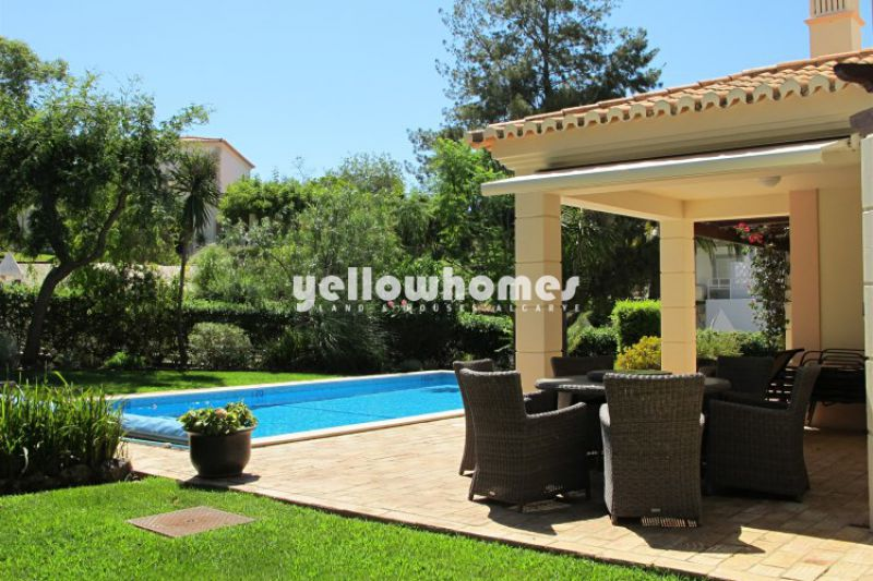 3-bed villa at a Golf Resort with nice country views