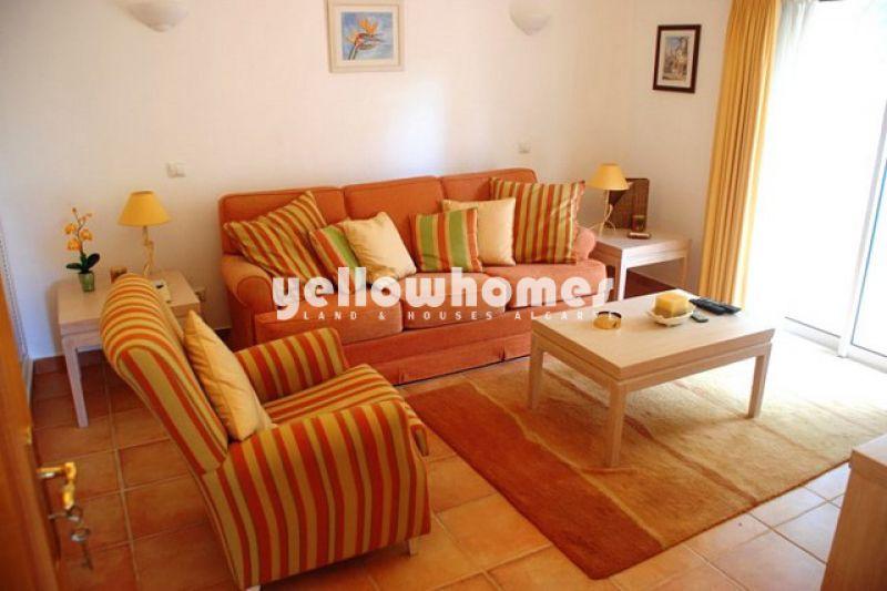 Detached 3-bed Villa at a golf course near Carvoeiro