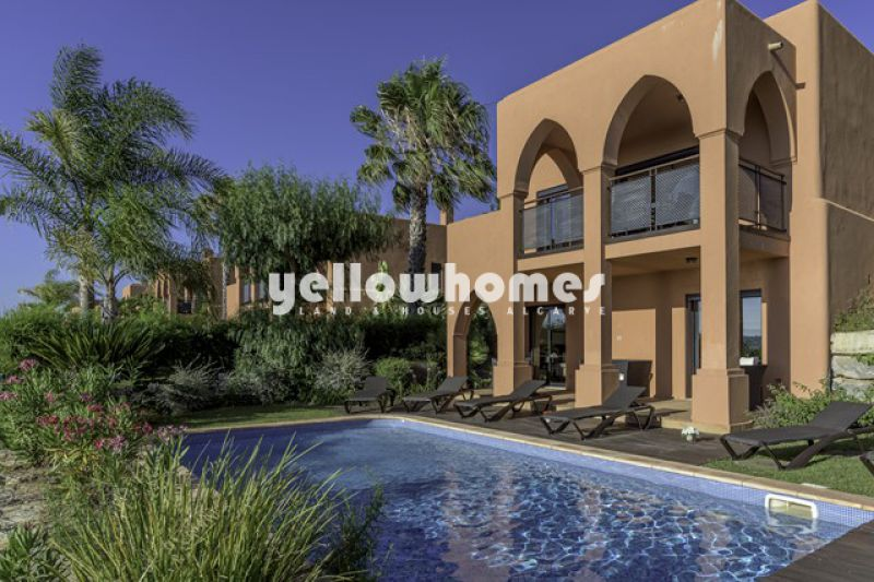 Unique 3-bed villas with private garden pool on a renowned Golf Resort